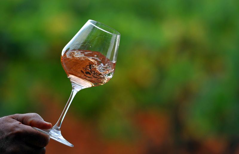 Rosé now comes in a 40-ounce bottle — here's where you can buy it