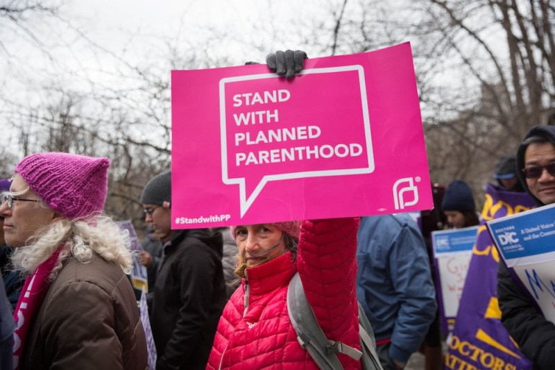 This state just became the first to protect Planned Parenthood from federal cuts