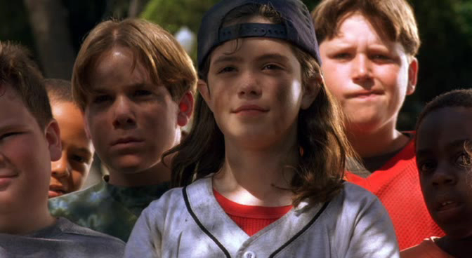 "Your fave tomboy, Becky from ""Little Giants,"" is a total fresh-faced beauty these days"