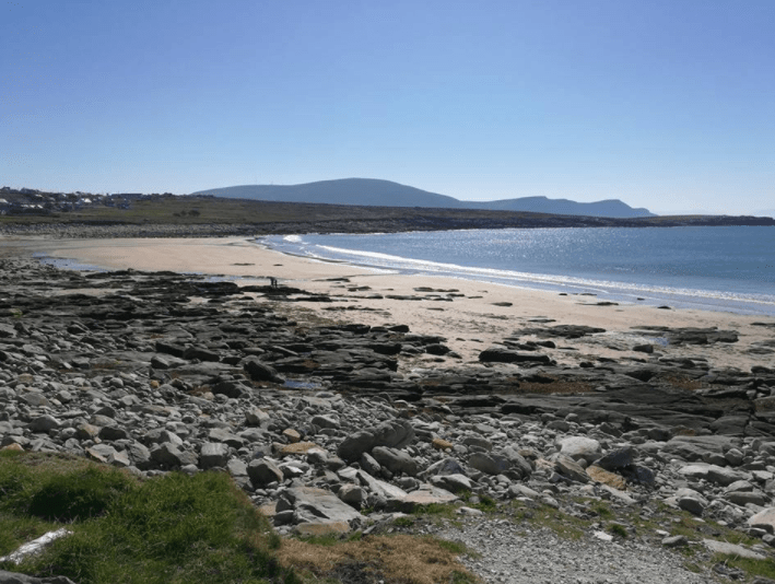 This Irish beach magically reappeared after going missing for 33 years