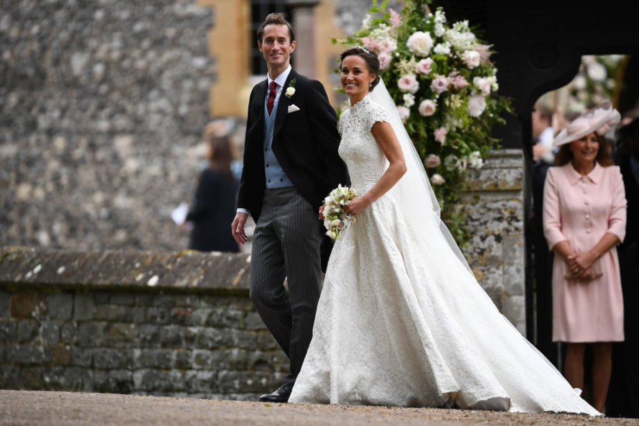 Kate's Wedding Dress Vs. Pippa's: Which Beautiful Bride