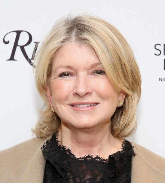 Of course Martha Stewart's morning routine is way more ambitious than yours