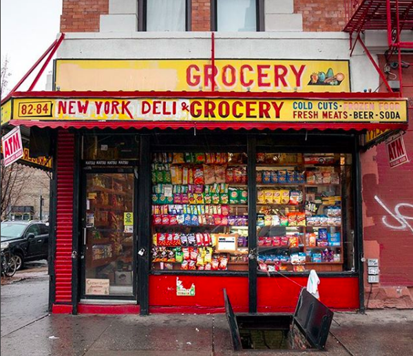 Nyc Food Stores Health