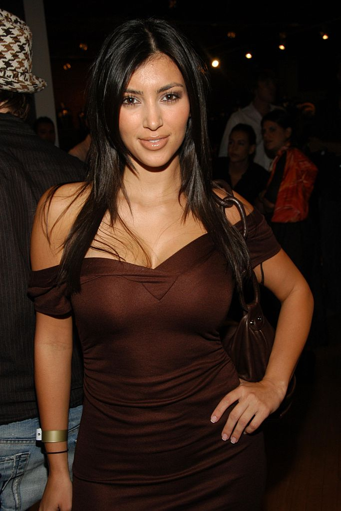 33 Times Kim Kardashians Hair Has Changed Over The Last