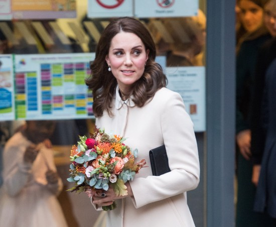 """This is why it's a big deal that Kate Middleton """"recycled"""" her coat"""
