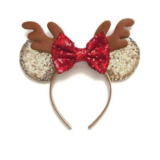 Picture of Reindeer Minnie Mouse Ears