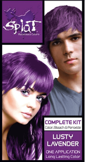 Heres How To Copy Laura Derns Out Of This World Lilac