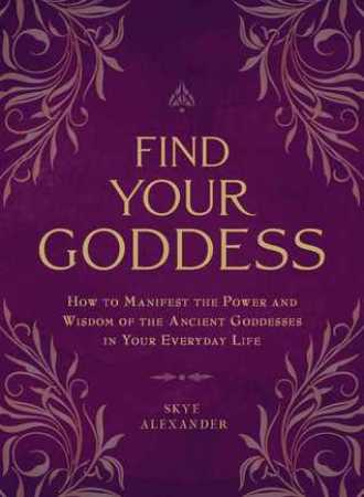 Picture of Find Your Goddess Book