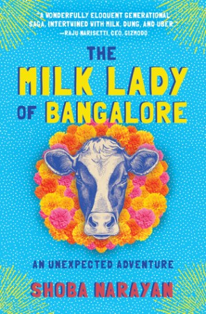 Picture of the Milk Lady of Bangalore Book