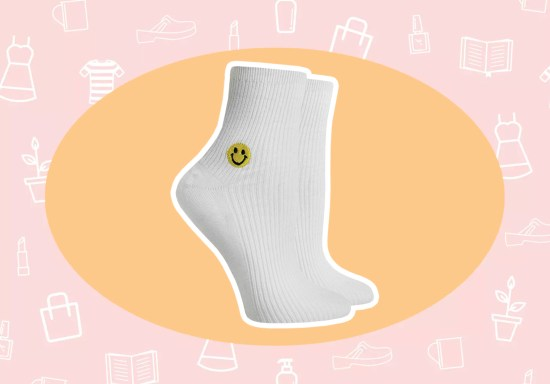 WANT/NEED: Smiley face socks to go with your sandal clogs, and more stuff you want to buy