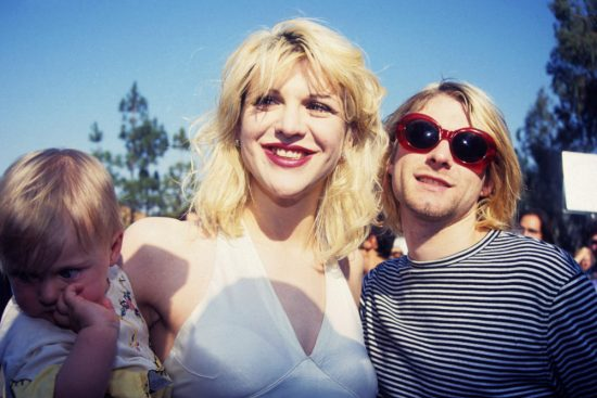 Today would have been Kurt Cobain's 51st birthday, and Courtney Love shared an emotional tribute
