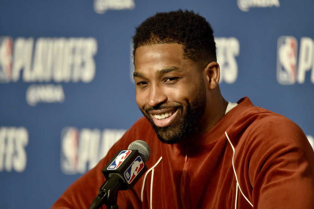 Tristan Thompson Spoke About Daughter True With Sexist