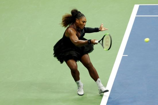 Serena Williams at 2018 U.S. Open