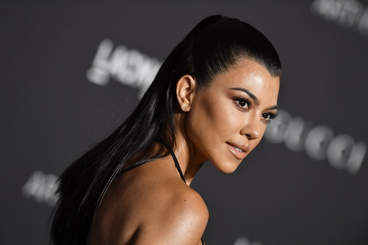 Kourtney Kardashian Looks Like Sofia Richie In Instagram ...