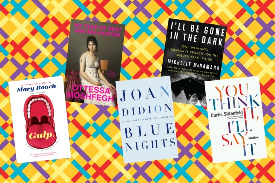 Authors shared a lot of book recommendations with us in 2018—so add these to your reading list