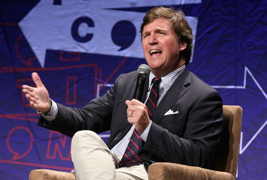 Opinion: Tucker Carlson isn't sorry. On Fox News, he doesn't have to be