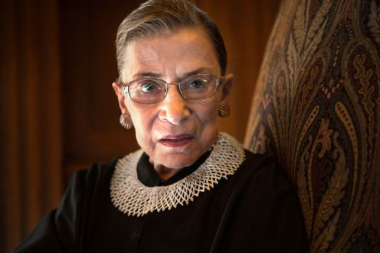 Ruth Bader Ginsburg's tenacity helps me understand my late grandmother's courage