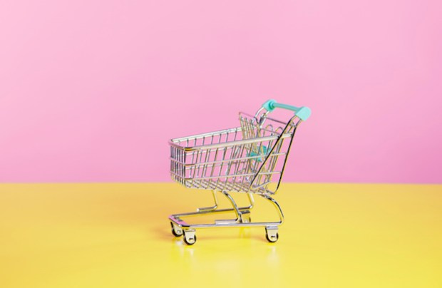 How the mindfulness of grocery shopping helps me survive burnout