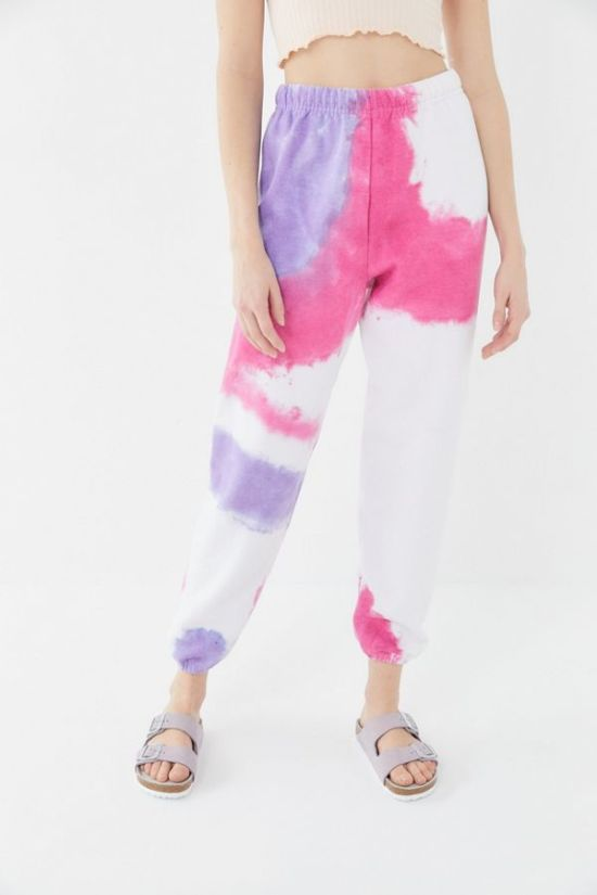 Urban Outfitters tie-dye jogging pants