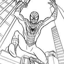 spider man coloring pages 37 free superheroes coloring sheets