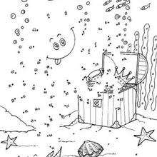 sea life dot to dot free kids games connect the dots games sea