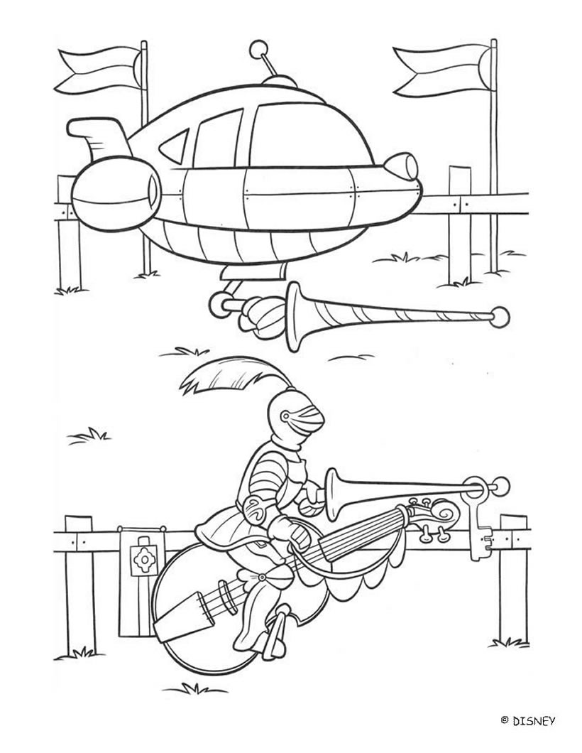 Little Einsteins Coloring Pages 19 Free Disney Printables For Kids To Color Online