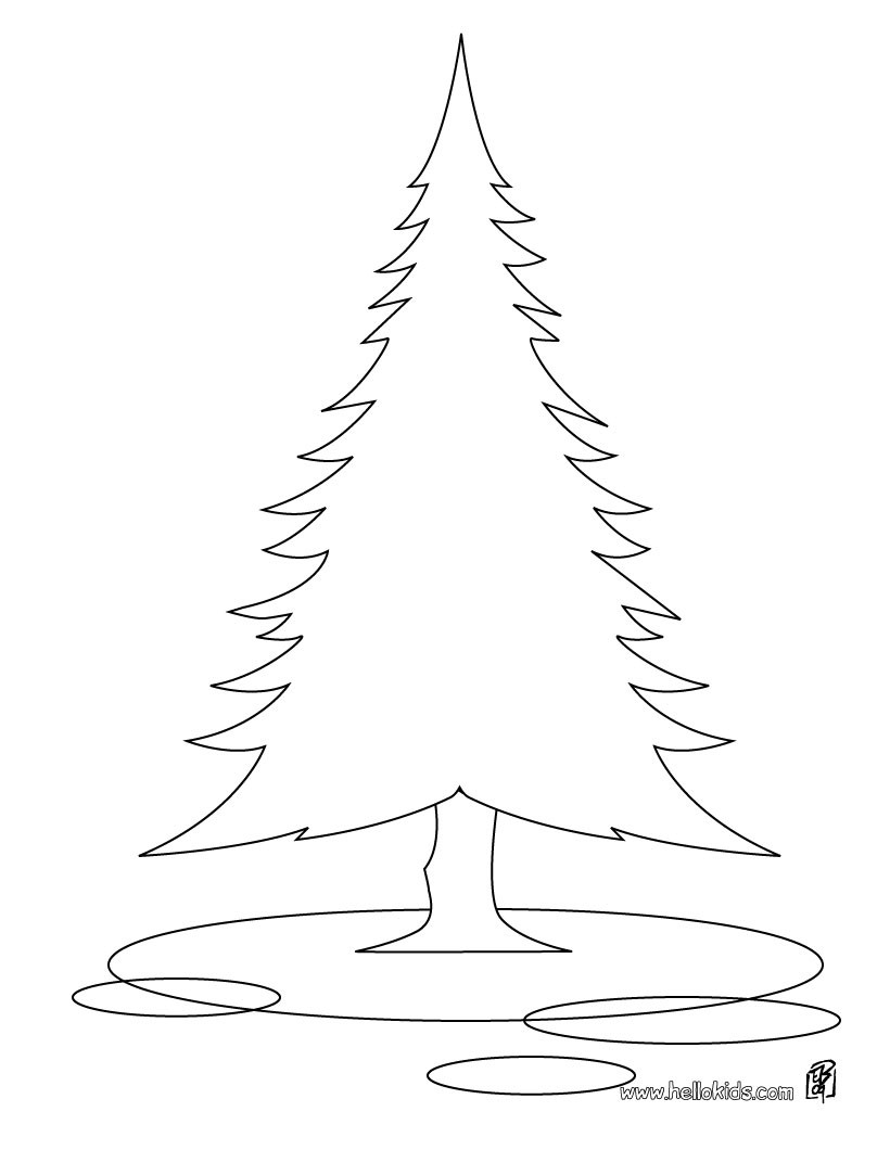 tree coloring pages 12 free online coloring books amp printables