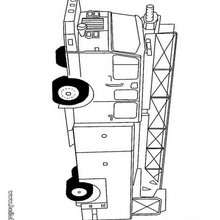 truck coloring pages big truck