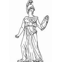 greek goddesses coloring pages 15 free online coloring books