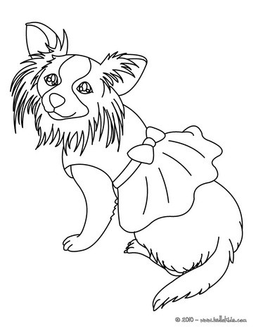 dog coloring pages dachshund puppy