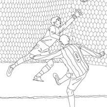 soccer coloring pages 132 free online coloring books