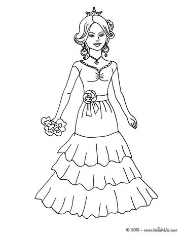 princesses of the world coloring pages spanish princess