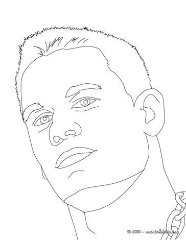 wrestling coloring pages champion john cena