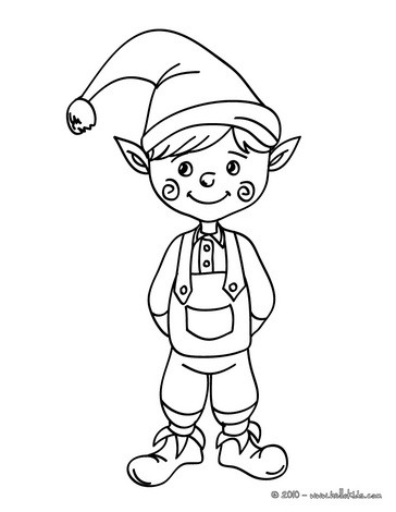 1000 images about elfs on pinterest christmas elf coloring
