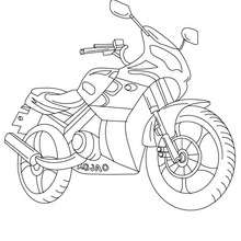 motorcycle coloring pages 21 free online coloring books