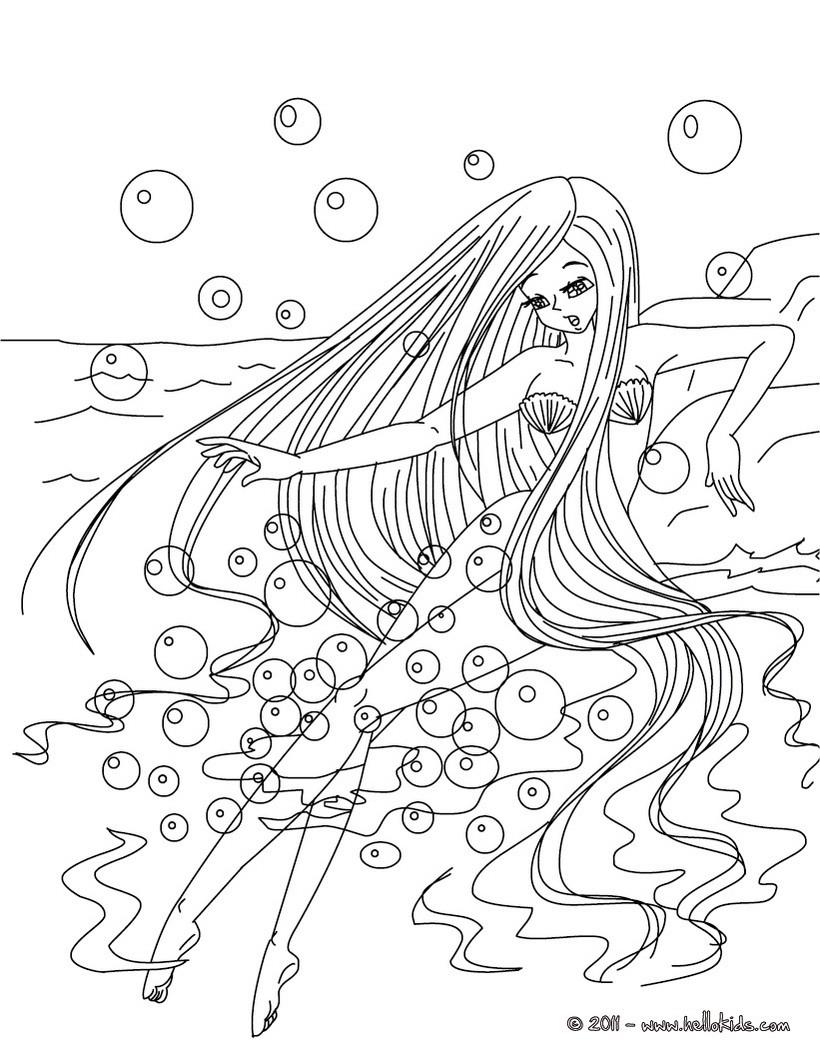 andersen the little mermaid