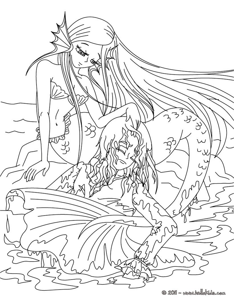 andersen fairy tales coloring pages the princess and the pea