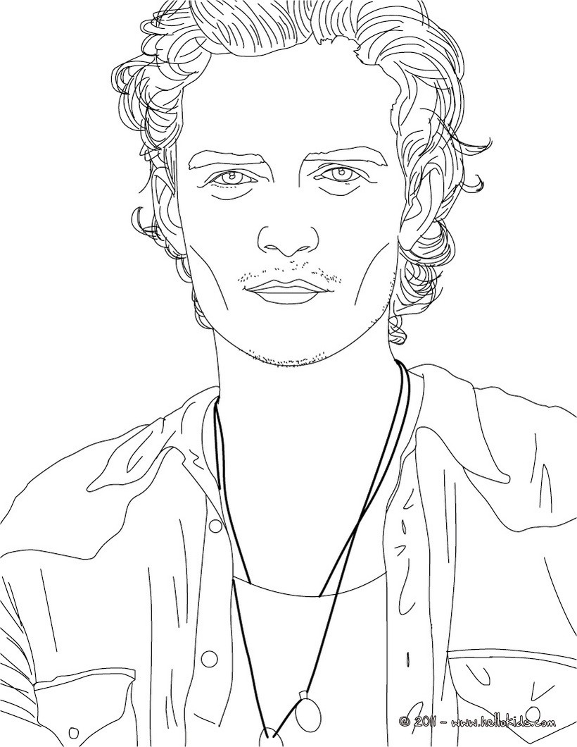 british celebrities colouring pages charlie chaplin