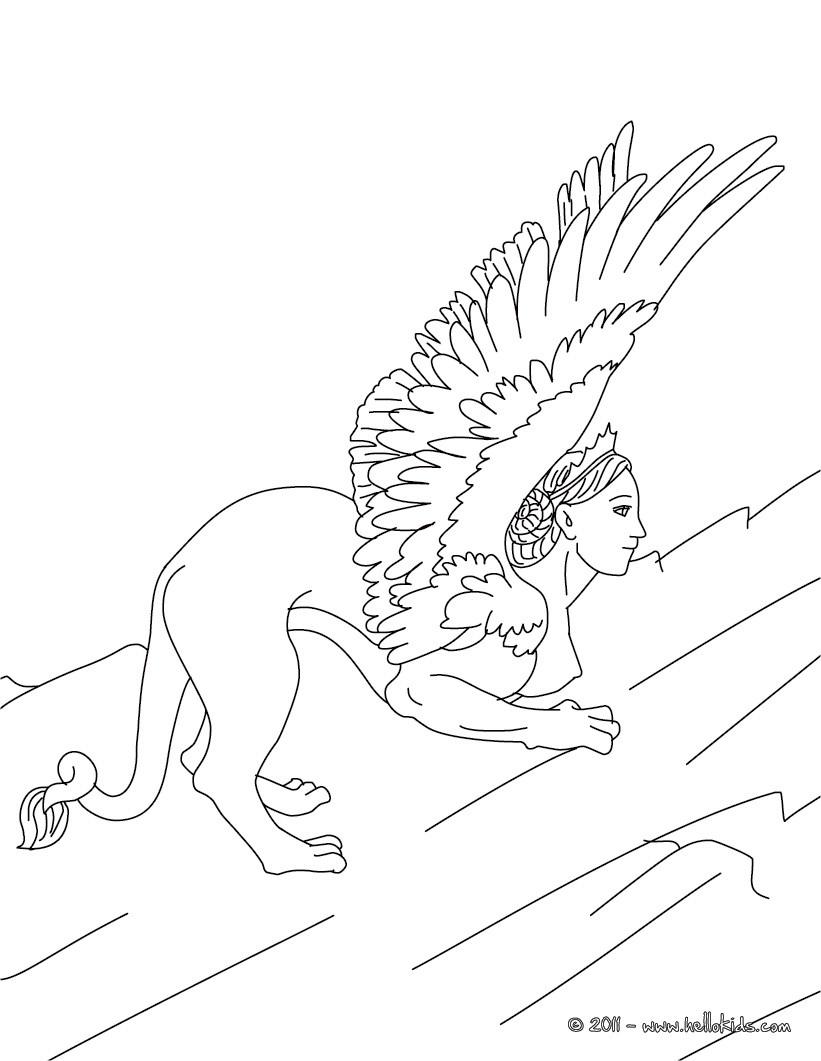 the monstruous woman headed lion of greek