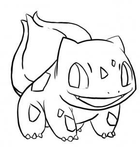 pokemon characters bulbasaur