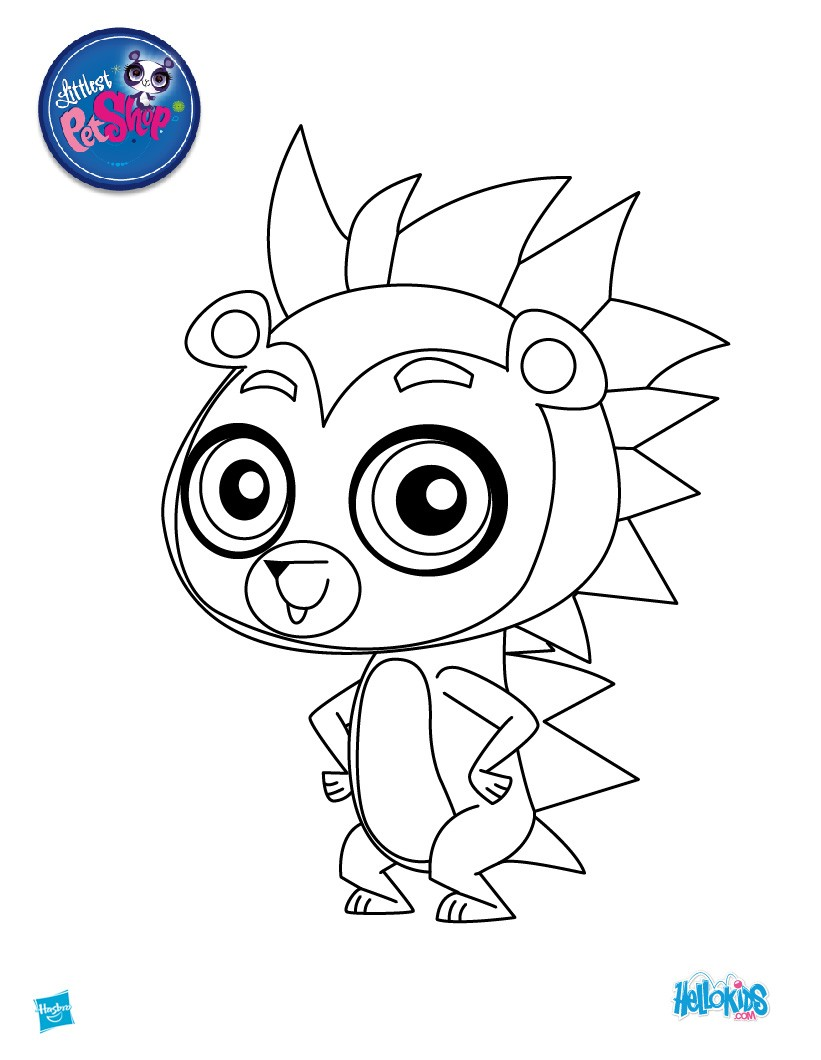 Zoe Trend Coloring Pages Hellokids