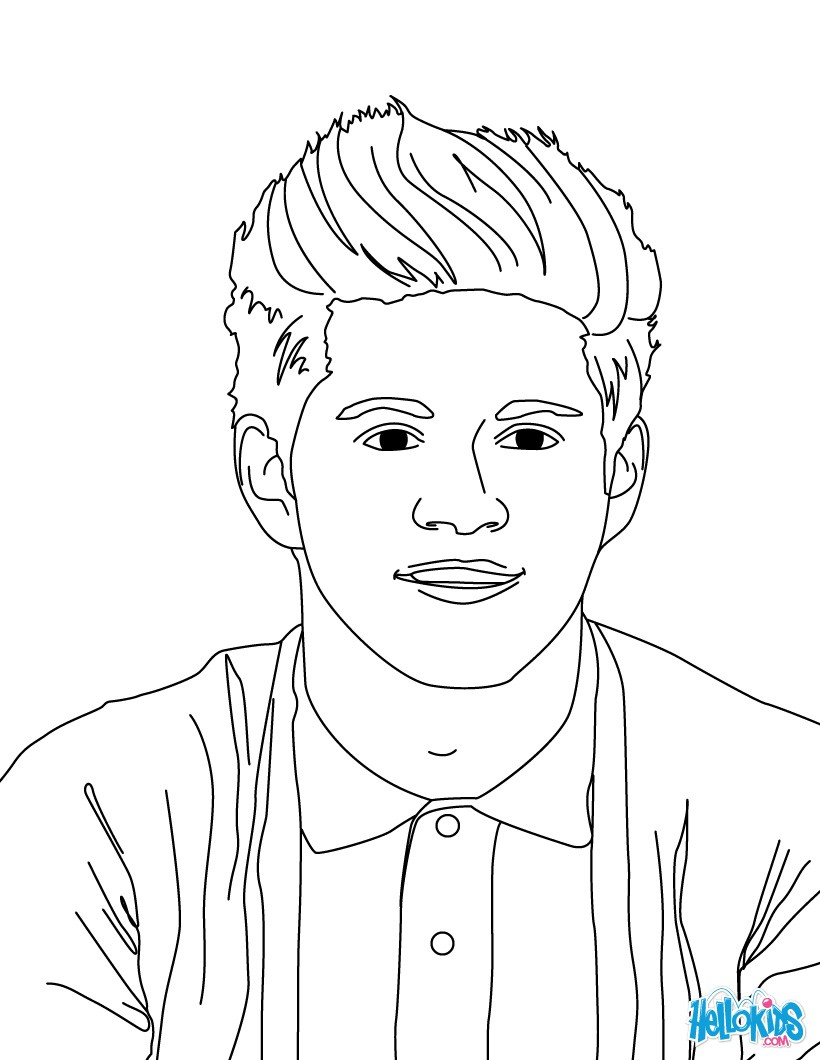 one direction coloring pages 6 free online coloring books
