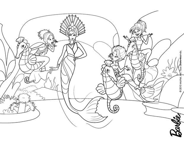 barbie in a mermaid tale coloring pages eris mermaid