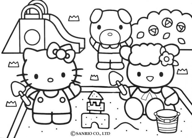 sand castle with clamshell ornament coloring page sandcastle
