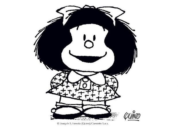 mafalda coloring pages 11 free printables of cartoon characters