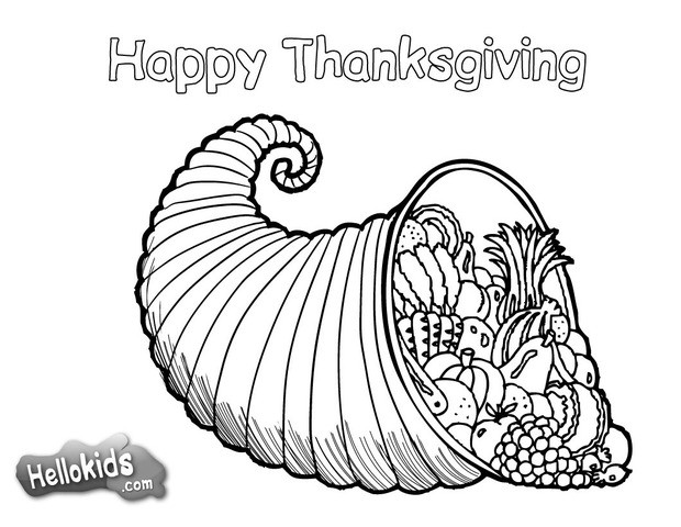 thanksgiving coloring pages turkey for thanksgiving