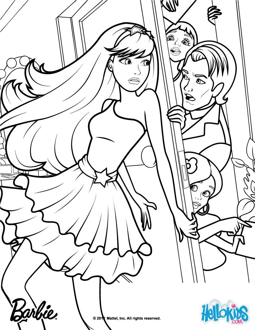 Keira And Seymour Crider Coloring Pages Hellokids Com