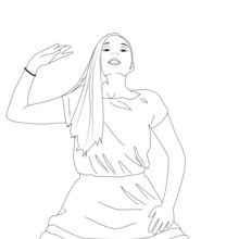 famous people coloring pages 423 free online coloring books