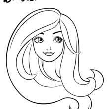 barbie coloring pages kids crafts and activities videos for