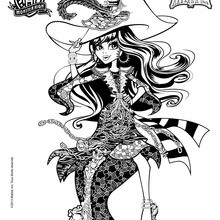 monster high coloring pages - Căutare Google | Monster coloring ... | 220x220